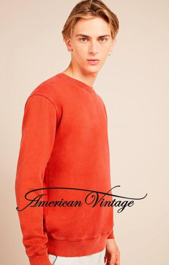 Collection Homme . American Vintage (2020-04-05-2020-04-05)