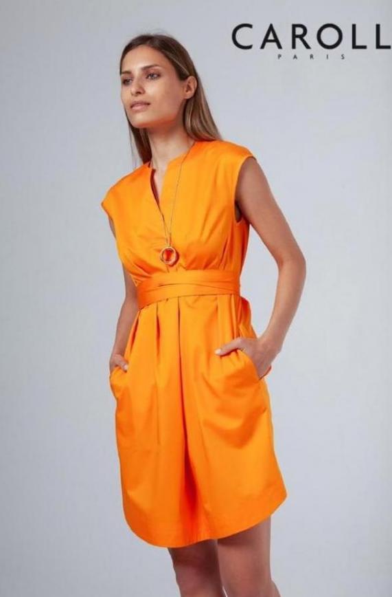 Collection Robe . Caroll (2020-03-31-2020-03-31)