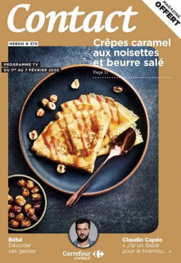 Contact Hebdo S6 . Carrefour Contact (2020-02-07-2020-02-07)