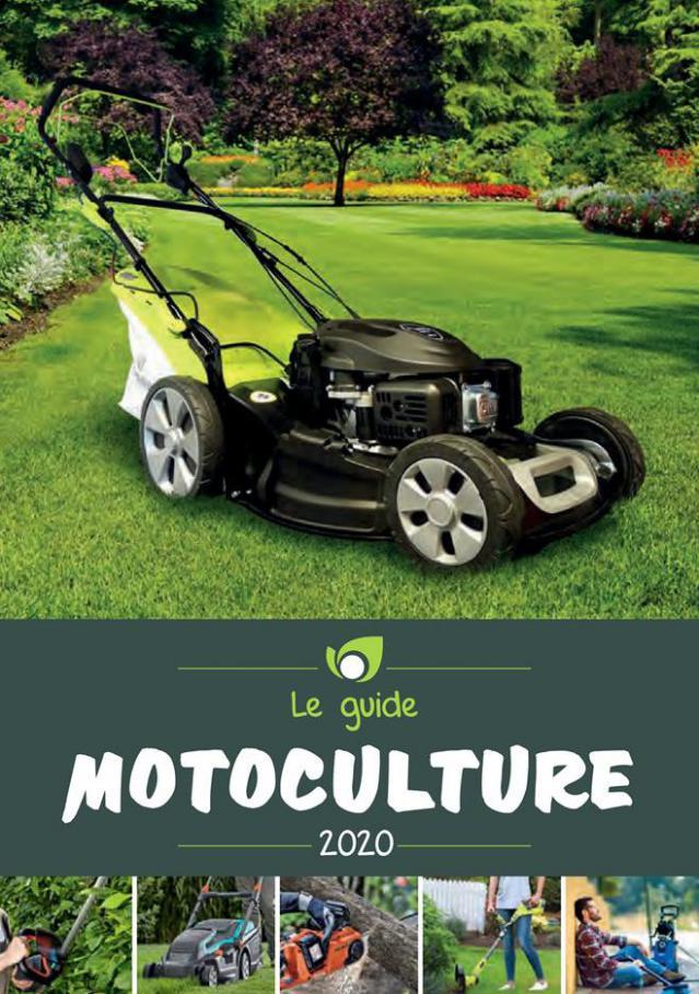 Le Guide Motoculture 2020 . Point Vert (2020-12-31-2020-12-31)