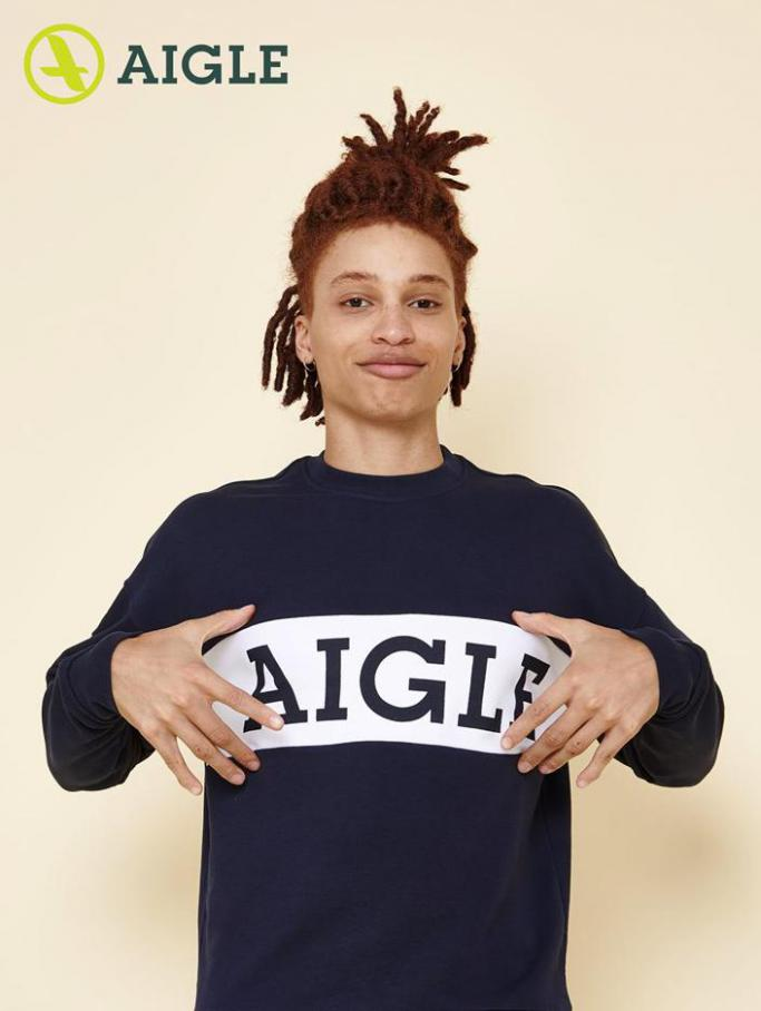 Pulls & Gilets Homme . Aigle (2020-04-17-2020-04-17)