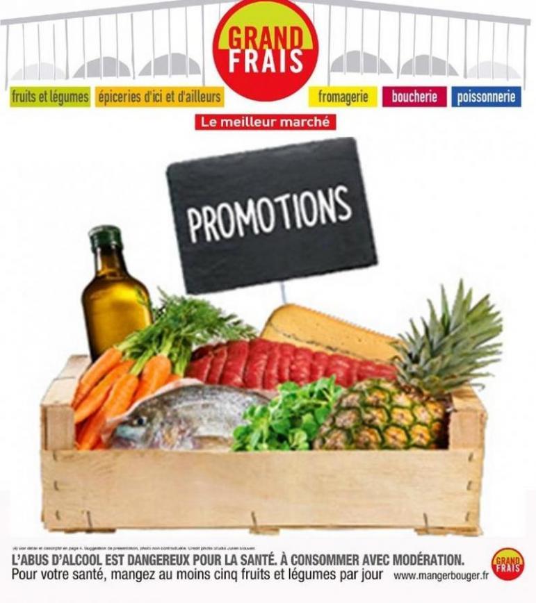 Promotions . Grand Frais (2020-02-04-2020-02-04)
