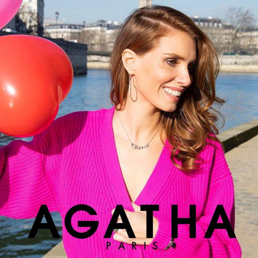 Nouvelle Mode Agatha . Agatha (2020-04-10-2020-04-10)