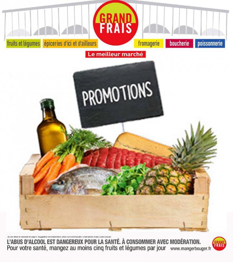 Promotions . Grand Frais (2020-02-22-2020-02-22)