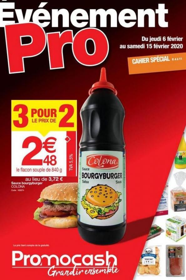Catalogue Promocash . Promocash (2020-02-15-2020-02-15)