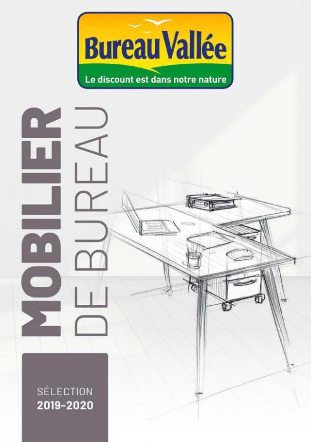 Mobilier de Bureau 2019-2020 . Bureau Vallée (2020-07-31-2020-07-31)