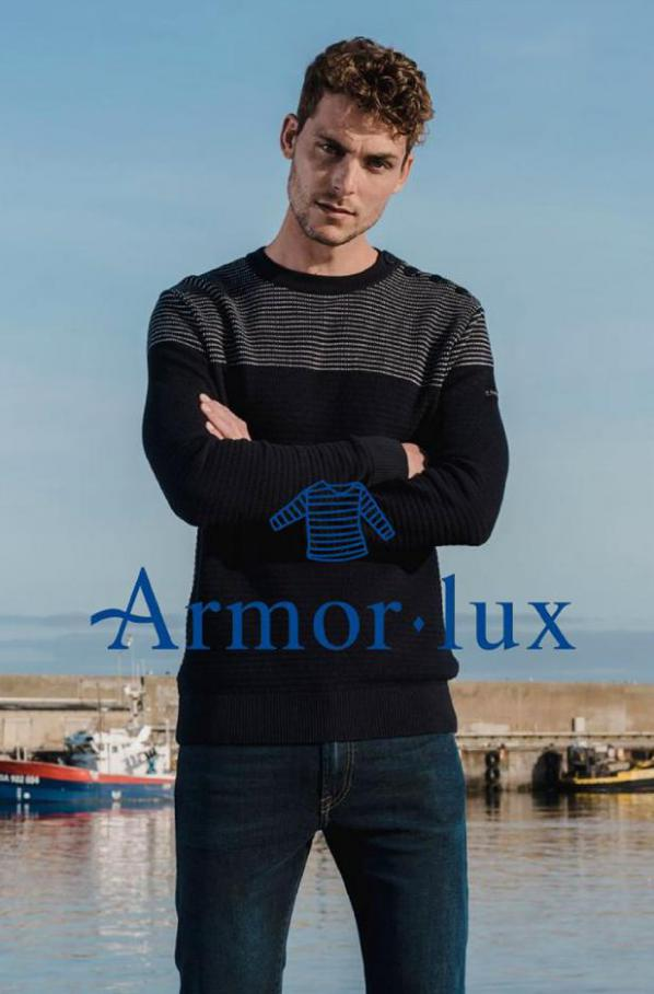 Nouvelle Collection Homme . Armor Lux (2020-04-20-2020-04-20)
