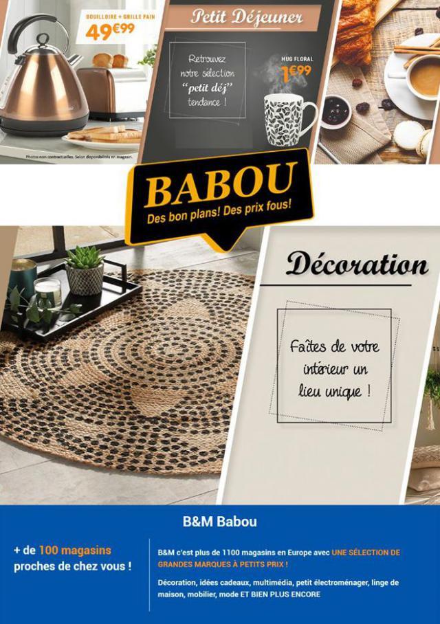 Good Morning Breakfast . Babou (2020-03-16-2020-03-16)