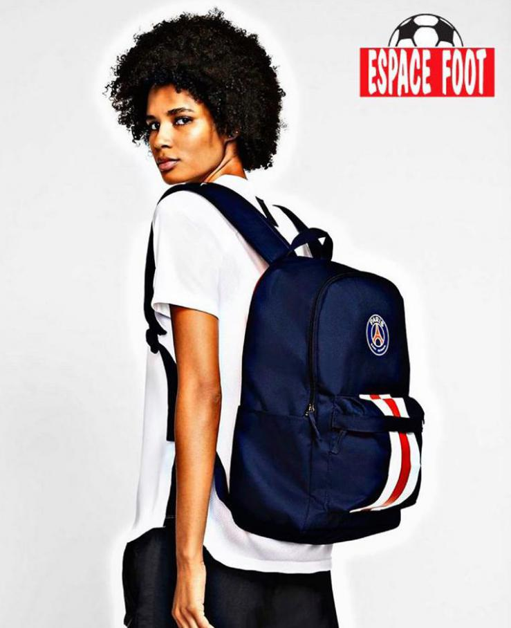 Collection Femme . Espace Foot (2020-05-15-2020-05-15)