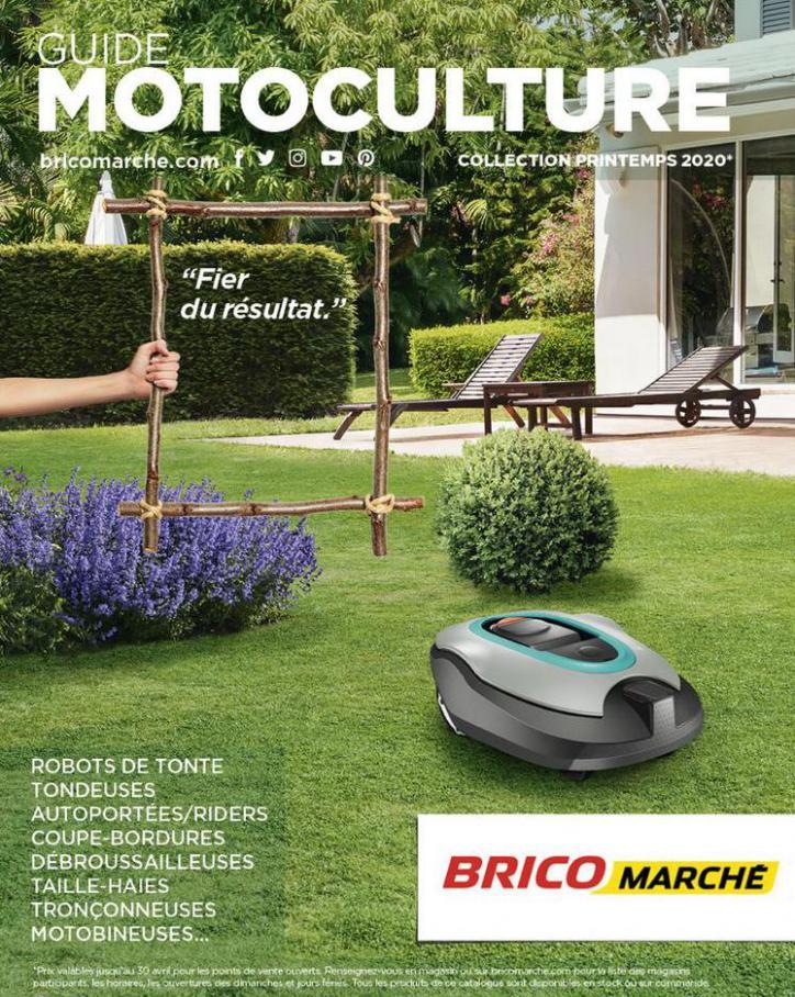 Catalogue Bricomarché . Bricomarché (2020-04-30-2020-04-30)