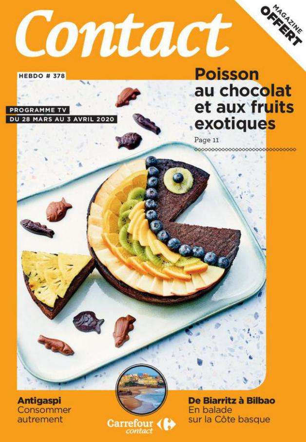 Contact Hebdo S14 . Carrefour Contact (2020-04-03-2020-04-03)