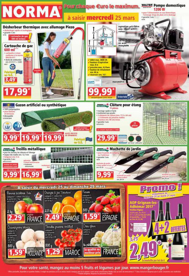 Catalogue Norma . Norma (2020-03-28-2020-03-28)