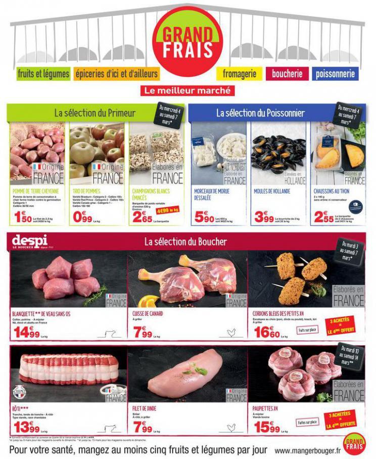 CatalogueGrandFrais . Grand Frais (2020-03-22-2020-03-22)