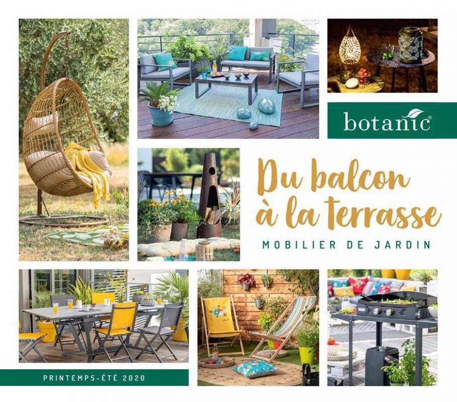 Mobilier de jardin  . Botanic (2020-04-30-2020-04-30)