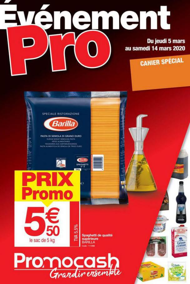 Catalogue Promocash . Promocash (2020-03-14-2020-03-14)