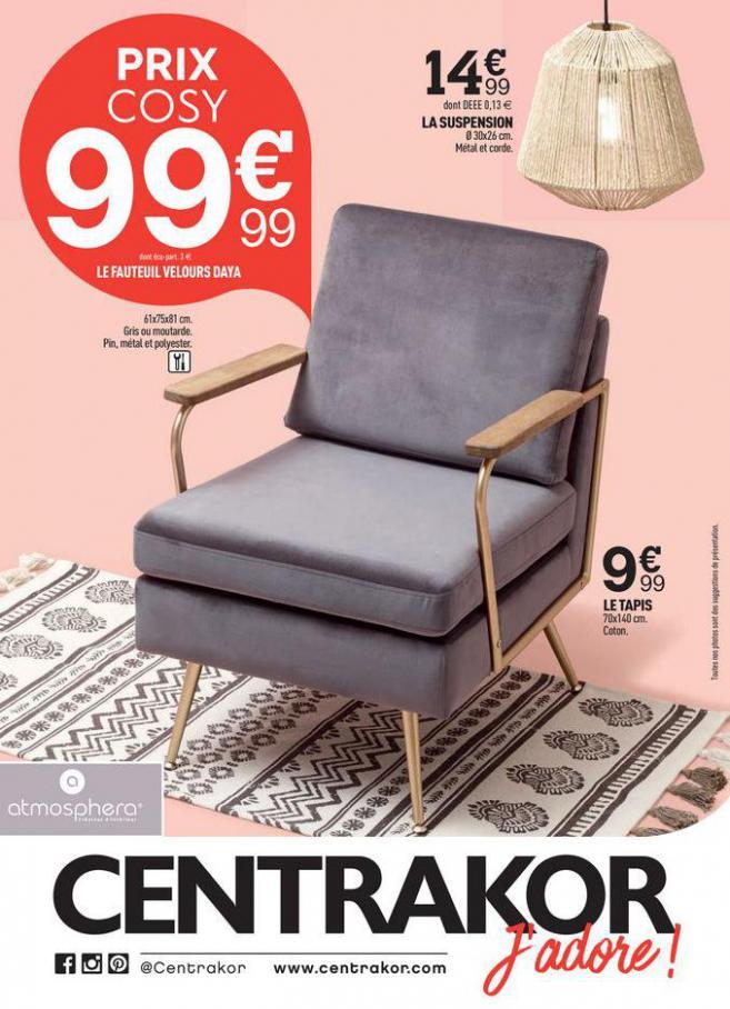 Catalogue Centrakor . Centrakor (2020-03-07-2020-03-07)
