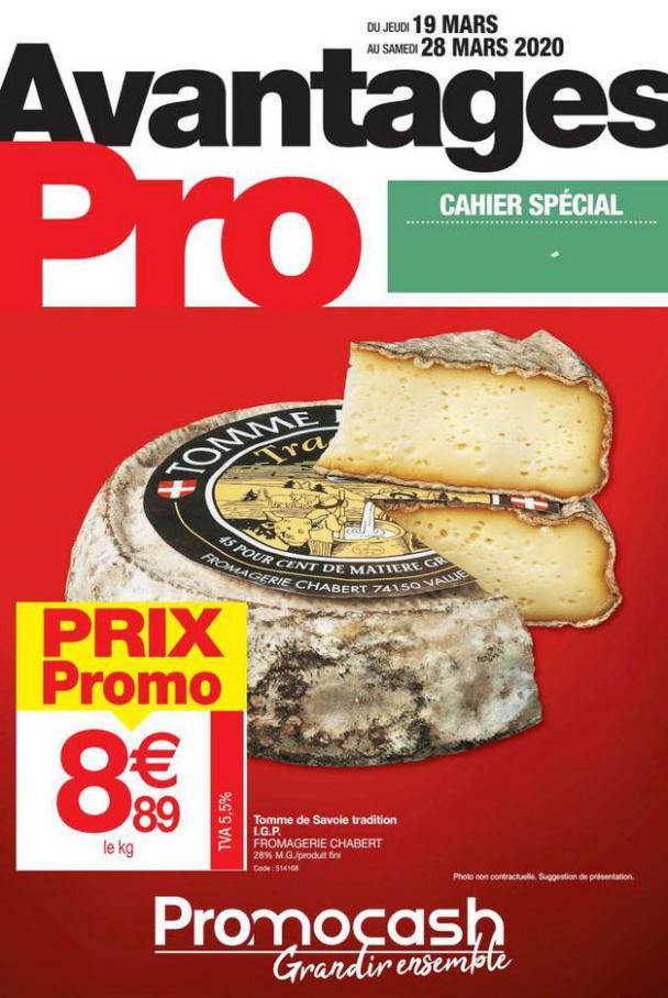 Catalogue Promocash . Promocash (2020-03-28-2020-03-28)
