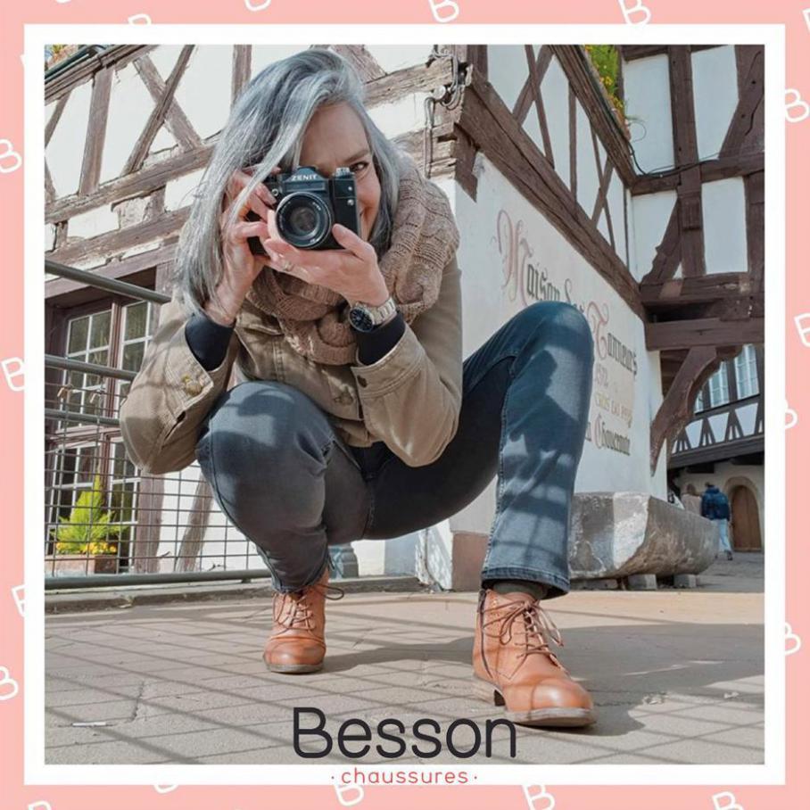 Nouveautés . Besson (2020-05-18-2020-05-18)