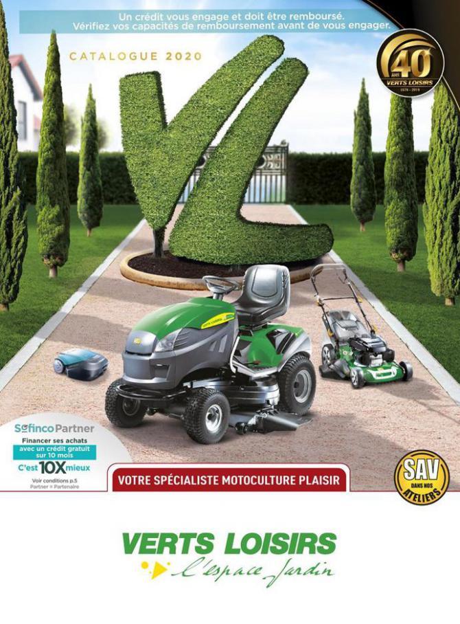 Votre spécialiste motoculture plaisir  . Verts Loisirs (2020-12-31-2020-12-31)