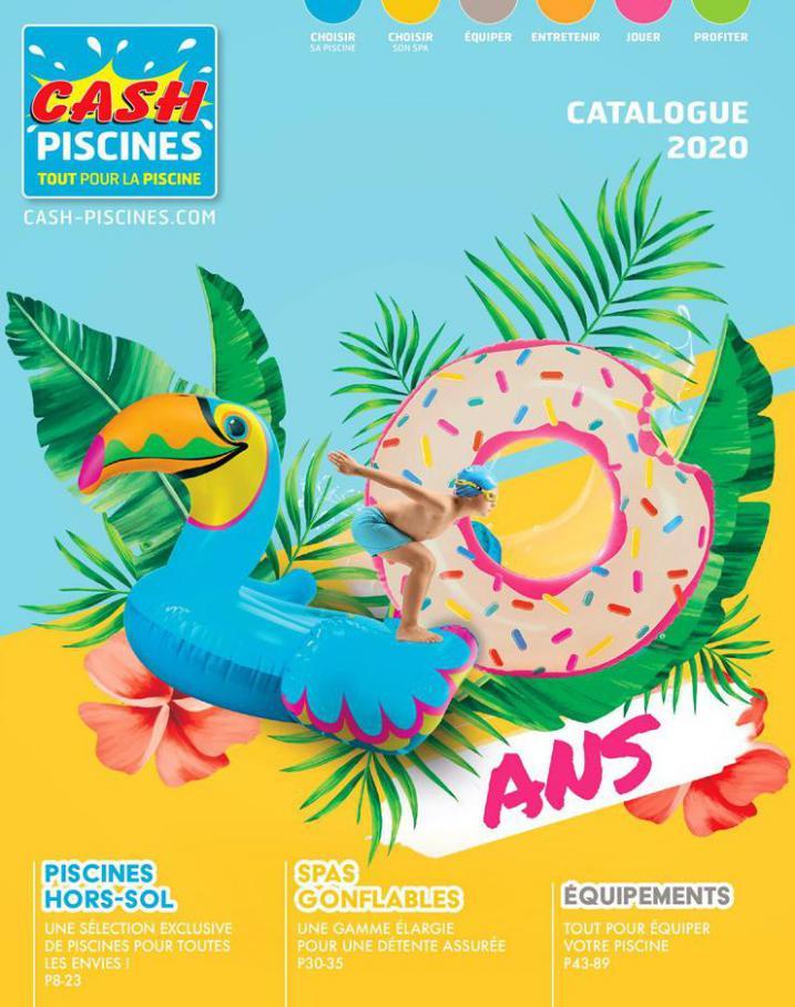 Cash Piscines 2020   . Cash Piscines (2020-06-30-2020-06-30)
