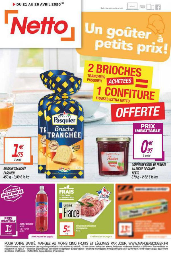 Catalogue Netto . Netto (2020-04-26-2020-04-26)