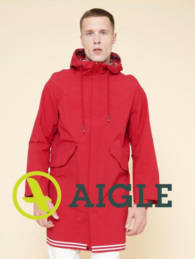 Nouveautés Collection Homme . Aigle (2020-06-18-2020-06-18)