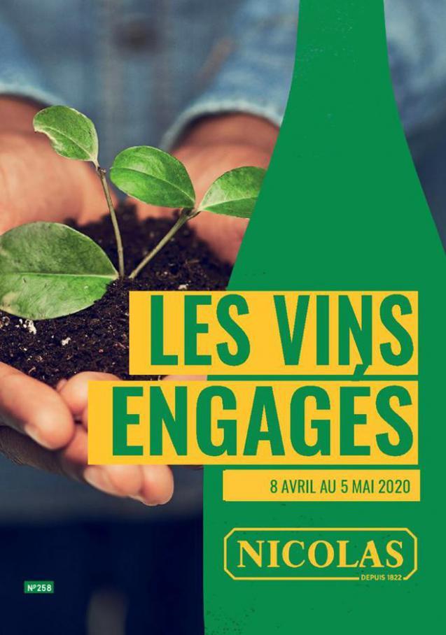Les vins engagés  . Nicolas (2020-05-05-2020-05-05)