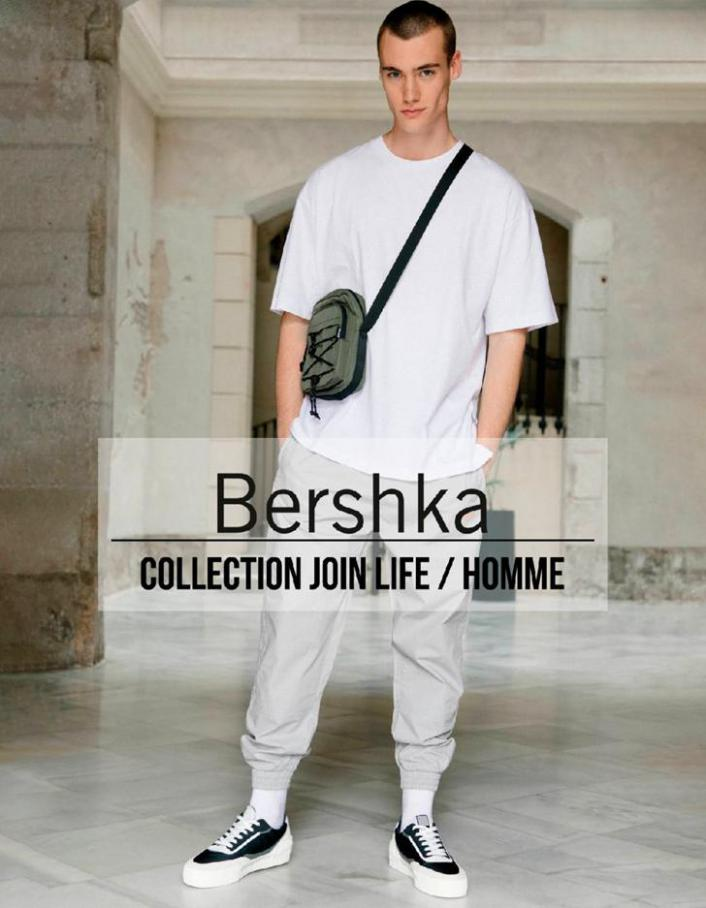 Collection Join Life / Homme . Bershka (2020-06-26-2020-06-26)
