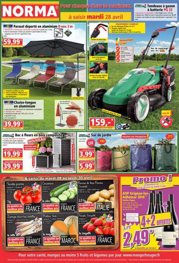 Catalogue Norma . Norma (2020-05-04-2020-05-04)