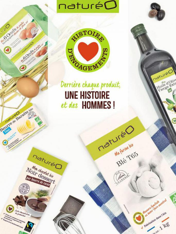 Les produits à la marque naturéO . NaturéO (2020-06-30-2020-06-30)