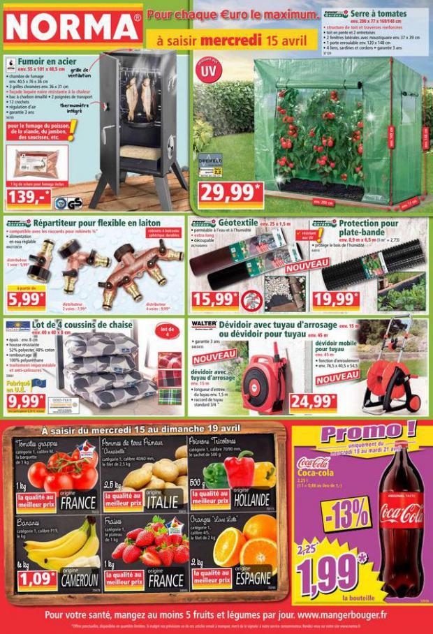 Catalogue Norma . Norma (2020-04-21-2020-04-21)