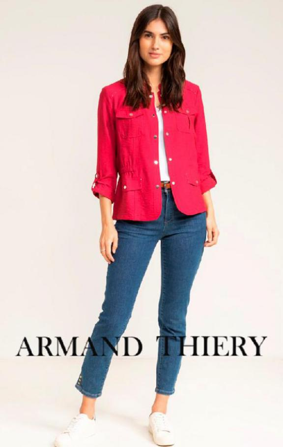 Nouveautés / Femme . Armand Thiery (2020-06-02-2020-06-02)