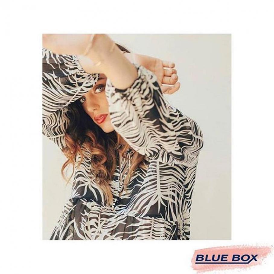Nouvelle Collection . Blue Box (2020-06-08-2020-06-08)