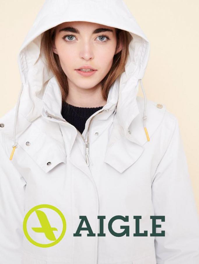 Nouveautés Collection Femme . Aigle (2020-06-18-2020-06-18)