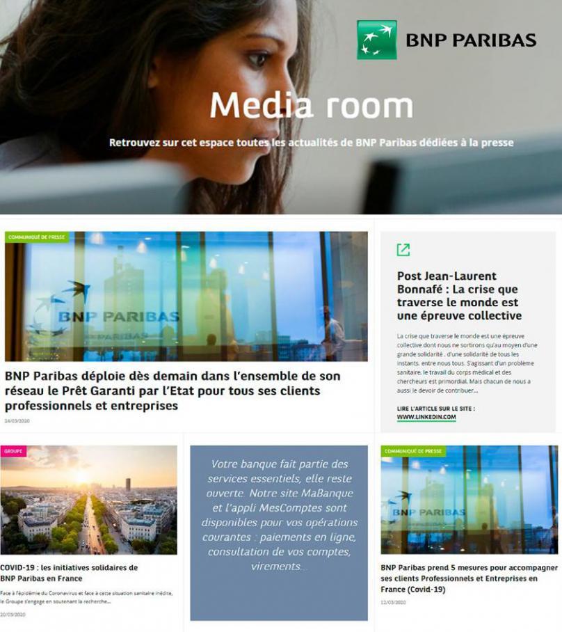 Catalogue BNP Paribas . BNP Paribas (2020-06-01-2020-06-01)