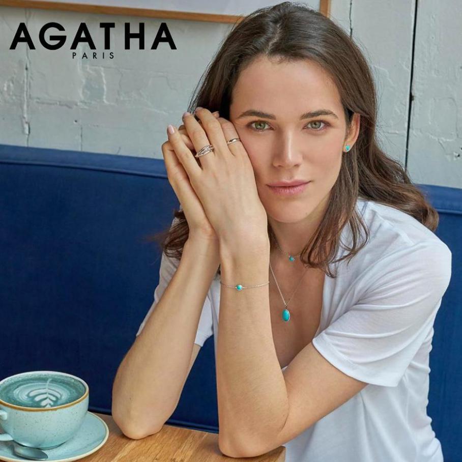 Les Nouveautés / Femme . Agatha (2020-06-11-2020-06-11)