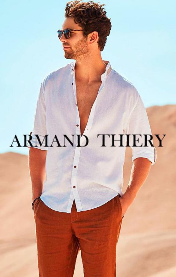 Nouveautés / Homme . Armand Thiery (2020-06-02-2020-06-02)