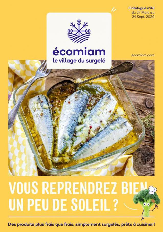 Le village du surgelé  . Ecomiam (2020-09-24-2020-09-24)