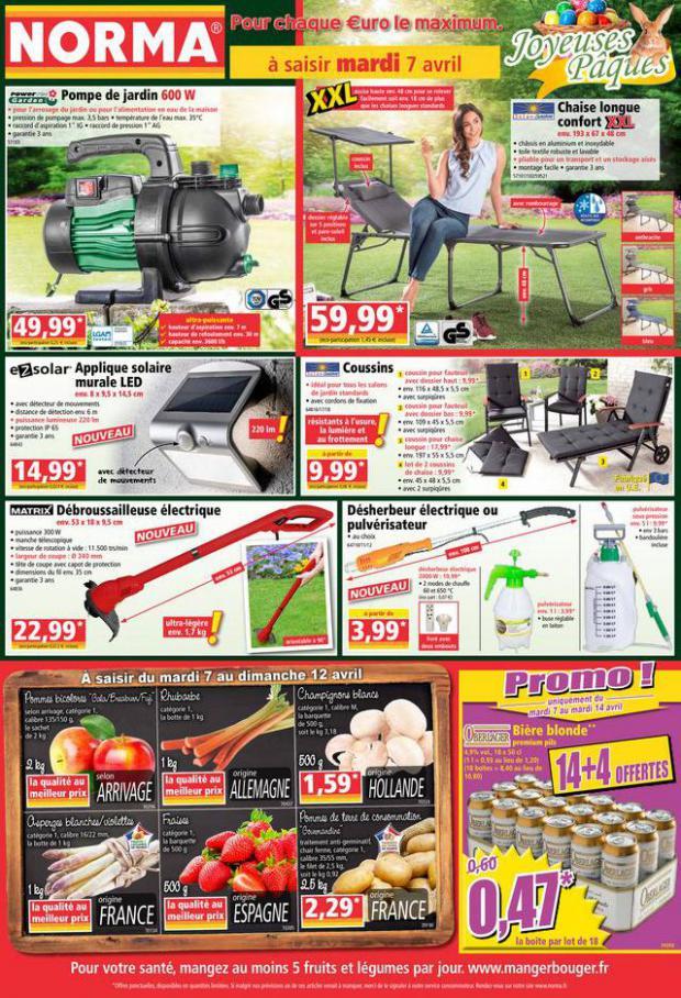 Catalogue Norma . Norma (2020-04-08-2020-04-08)
