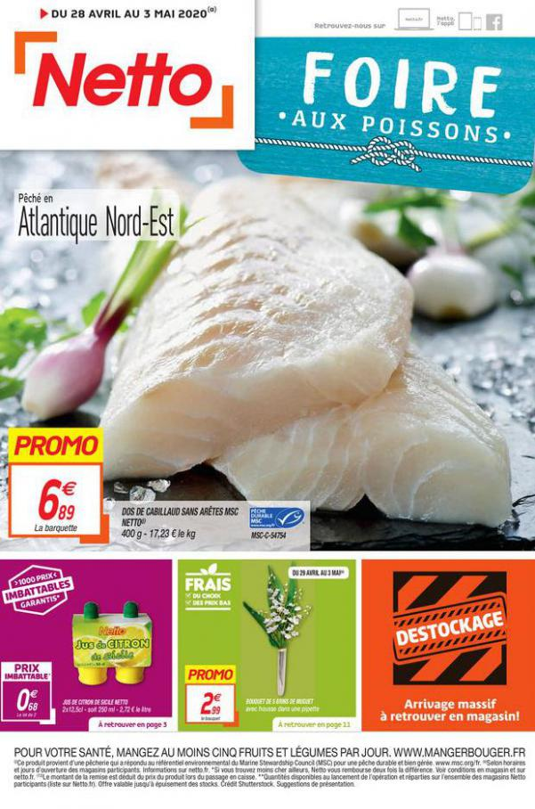 Catalogue Netto . Netto (2020-05-03-2020-05-03)