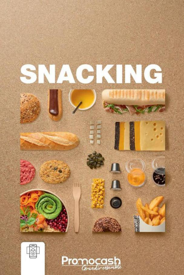 Carte snacking 2020-2021 . Promocash (2020-06-06-2020-06-06)