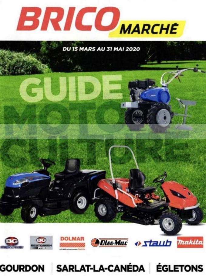Guide Moto Culture . Bricomarché (2020-05-31-2020-05-31)
