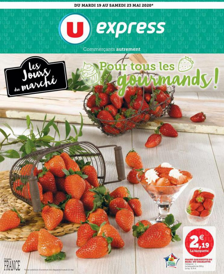 Catalogue U Express . U Express (2020-05-23-2020-05-23)