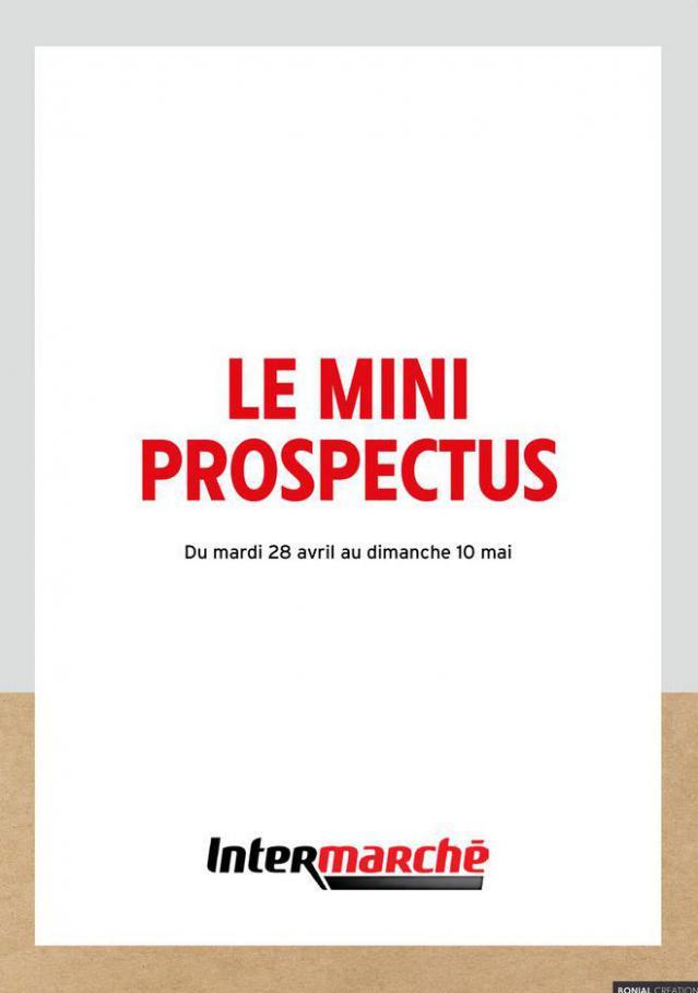 LE MINI PROSPECTUS . Intermarché (2020-05-10-2020-05-10)