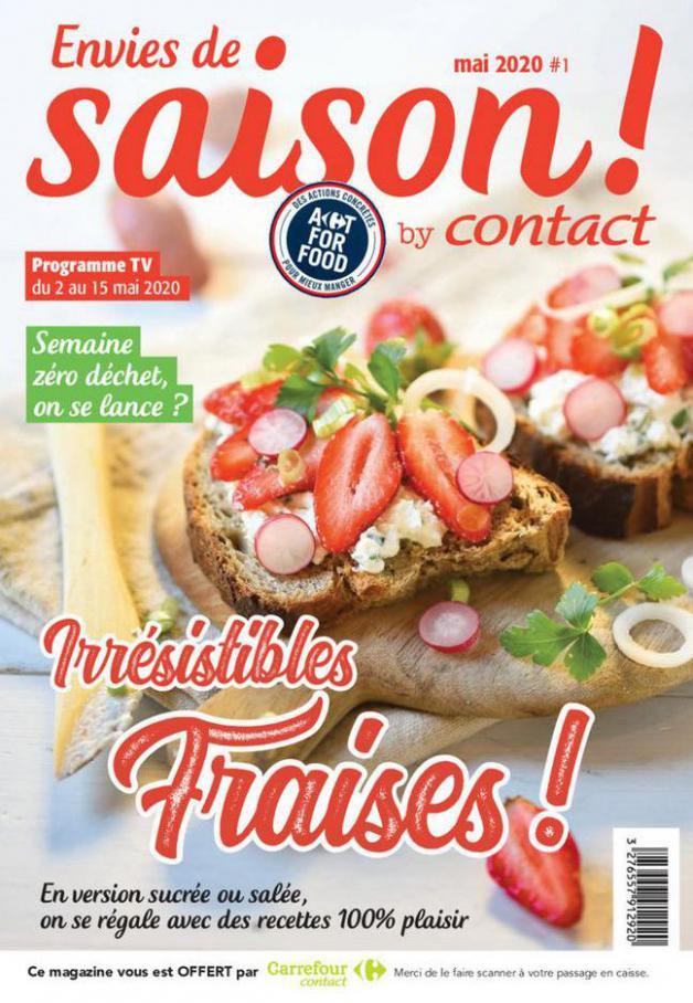 Contact Hebdo S15 . Carrefour Contact (2020-05-15-2020-05-15)