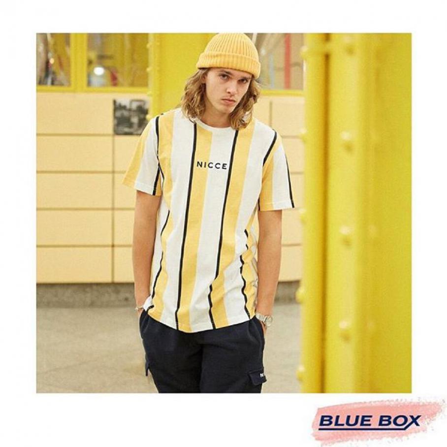 Nouveautés  . Blue Box (2020-07-23-2020-07-23)