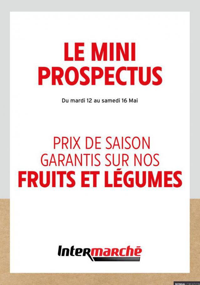 FRUITS ET LÉGUMES . Intermarché (2020-05-16-2020-05-16)