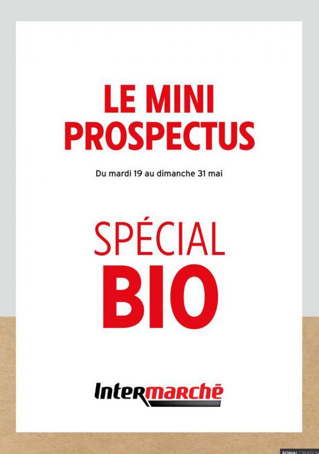 Spécial Bio . Intermarché (2020-05-31-2020-05-31)