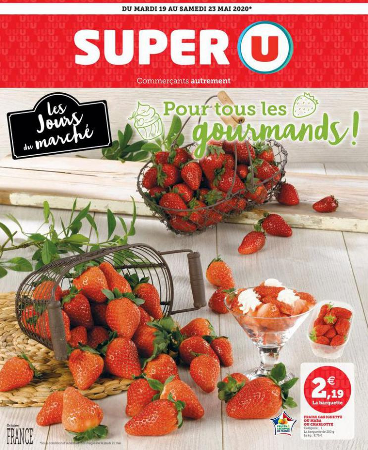 Catalogue Super U . Super U (2020-05-23-2020-05-23)