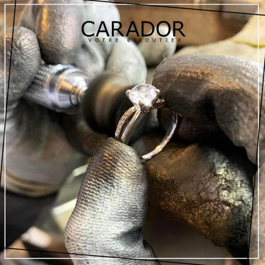 Nouveautés . Carador (2020-07-15-2020-07-15)